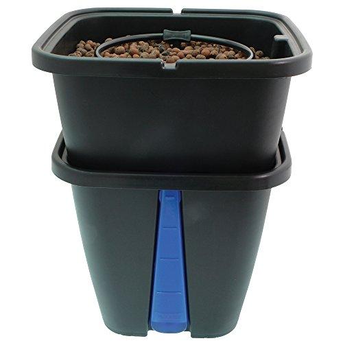 Plant it 01-060-055 Gemini Sistema Idroponico a Ricircolo