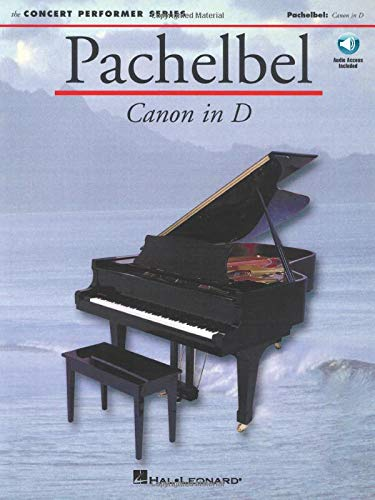 Pachelbel Canon In D Piano (Cps) Book/Cd-Rom (Pachelbel