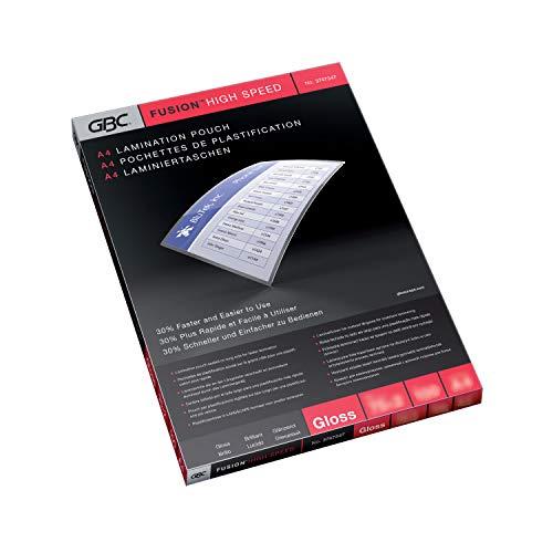 GBC Spirali Metalliche WireBind Nero RG810810 Confezione da 100 115 Fogli di Capacit/à A4 12.5 mm