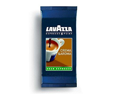 100x Kapseln Kaffee Lavazza Espresso Punkt Crema Aroma Gran Espresso
