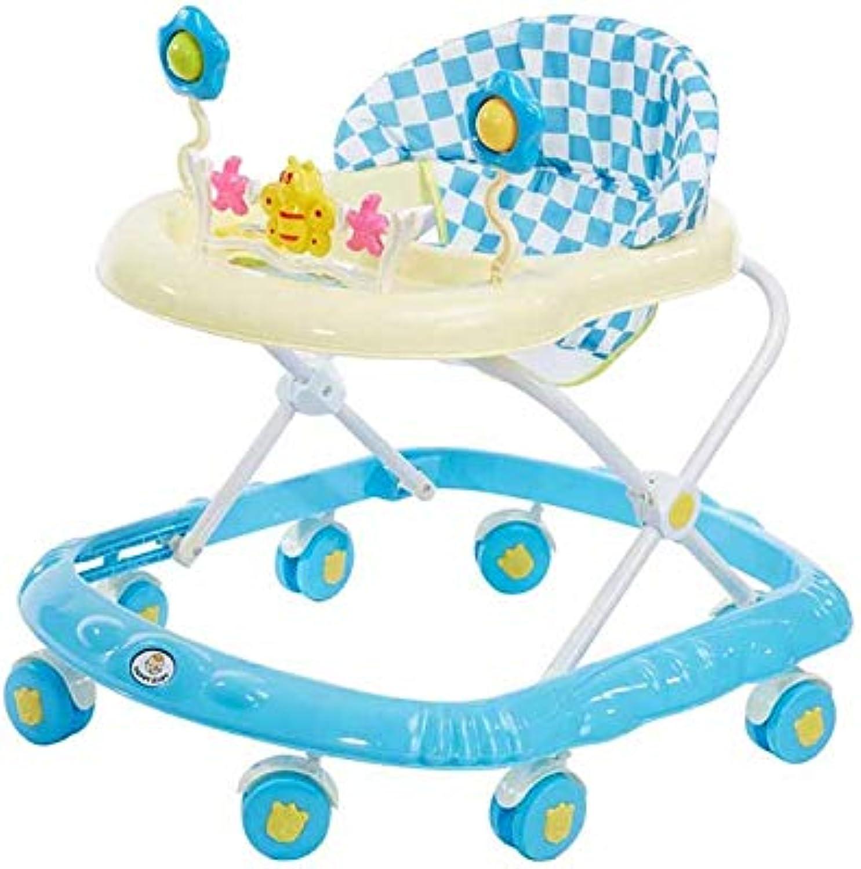 Las ventas en línea ahorran un 70%. Yangs Andador Multifuncional para bebés, Baby Walker6   7-18 7-18 7-18 Meses de música Plegable Trolley de Juguete Trolley Prevención ( Color   A )  Venta al por mayor barato y de alta calidad.