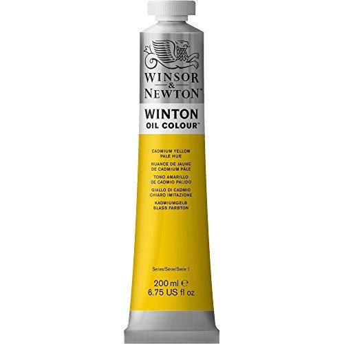 Winsor & Newton Winton - Tubo De Pintura al Óleo, 200 ml, Tono...