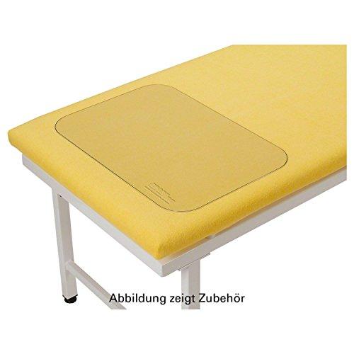 Sport-Tec Liegen-/Hygieneauflage, Fußablage für Therapieliegen, Massageliegen, 60x40 cm