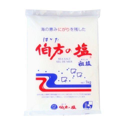 伯方の塩 1KG 1袋