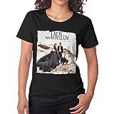 CarterH Women's Lady Antebellum Own The Night T-Shirts Black XXL