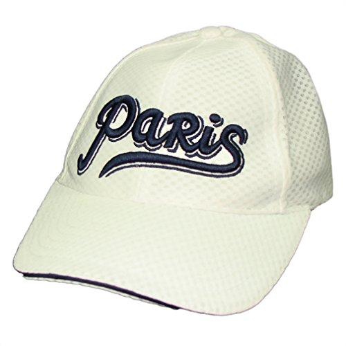 Souvenirs de France - Casquette Homme Paris - Taille réglable
