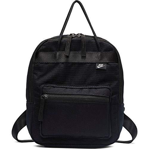 Nike Unisex-Erwachsene BA6098-010 Adult Nk Tanjun Rucksack, Atmosphere Grey, One Size, Schwarz/Atmosphäre Grau, Talla Única