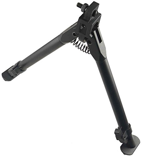 """FieldSport FS Special Edition 9""""-13"""" Heavy Duty Aluminum Alloy Adjustable Bipod with Special Mount"""