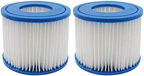 Top 10 Best flowclear vi filter hot tub Reviews