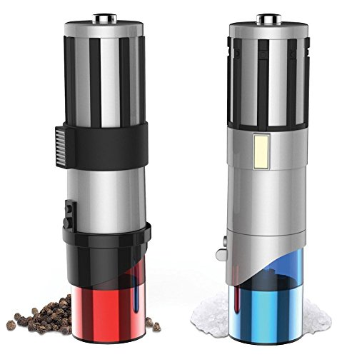 NK SALERO-PIMENTERO ELÉCTRICO Star Wars Espada Laser