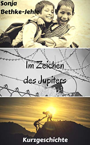Couverture du livre Im Zeichen des Jupiters (German Edition)