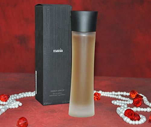 Mania by Giorgio Armani for Women Eau De Parfum Spray, 3.3 Ounce 100ml old formula