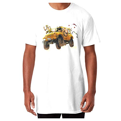 Hog and Rat's Wild Ride Long Unisex T-Shirt