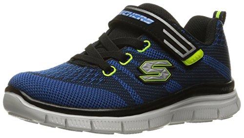 Skechers Flex Advantage - Master Mind Navy/Blau Textil