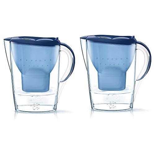 Brita Marella Cool Maxtra+ Water Filter Fridge Jug with 1 Cartridge 2.4L...