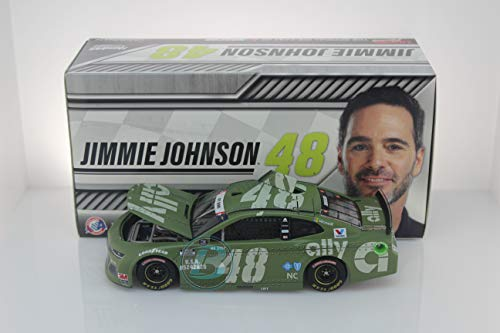 Lionel Racing Jimmie Johnson 2020 Ally Patriotic 1:24 Nascar Diecast