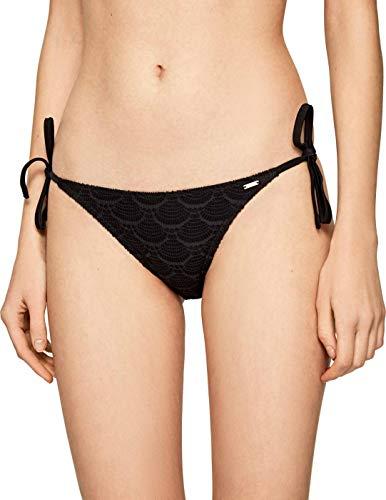 Pepe Jeans Bikinihose Romina Schwarz Damen, Schwarz L