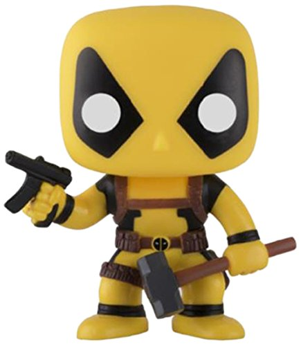 Funko POP! Marvel Deadpool Rainbow Squad: Slapstick
