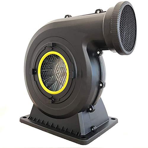 MFZJ 1100W Soplador de Castillo Inflable Grande Trampolín Soplador de Alta Potencia Soplador Especial para Modelo Inflable se Puede Utilizar en una Piscina Inflable al Aire Libre