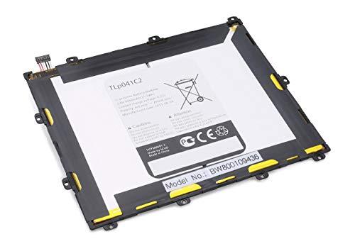 vhbw Li-Polymer Akku 4050mAh (3.8V) für Handy Smartphone Handy Alcatel P320A, One Touch Pop 8 Tablet wie TLp041C2.
