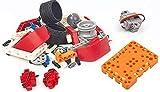 Miwaimao Micro: Bit Roboter, Fernbedienung, Codierung, Lernset, intelligentes DIY-Spielzeug, Zubehör, Kampffahrzeug Somatoensorycontrol