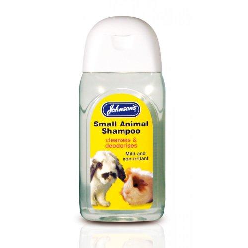 Johnsons Veterinary Products Reinigungsshampoo für kleine Tiere.