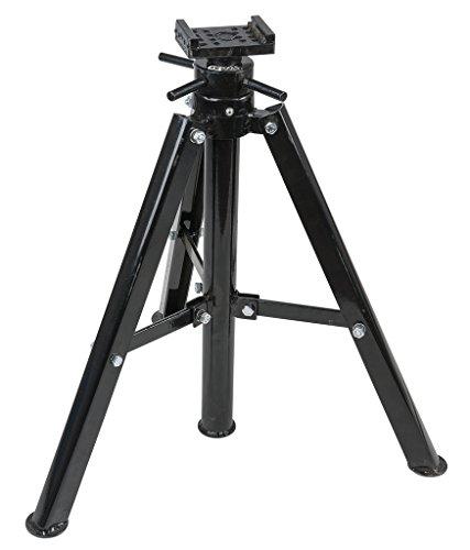 Preisvergleich Produktbild KS Tools 160.0442 Stahl-Spindel-Unterstellbock,  12t,  710-1065mm