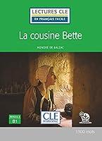 La cousine Bette - Livre + audio telechargeable