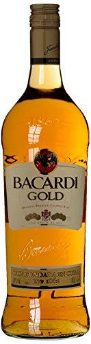 Bacardi Gold Rum (1 x 1 l)