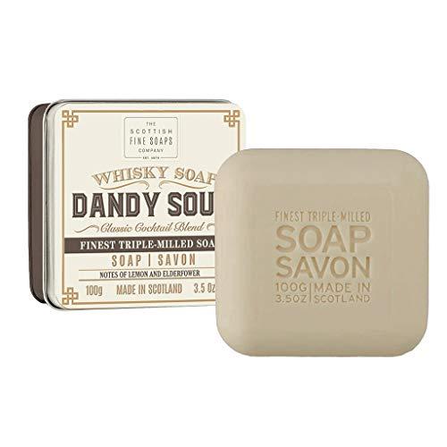 Scottish Soap Soap In A Tin Dandy Sour