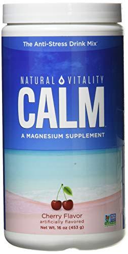 Natural Vitality Natural Calm, Cherry, 575 g
