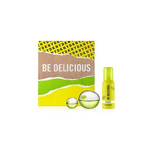 Donna Karan Donna Karan Be Delicious Eau De Parfum Spray Set 3 Piezas 2020 300 g
