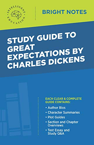 Study Guide to Great Expectations by Charles Dickens (Bright Notes) (English Edition)