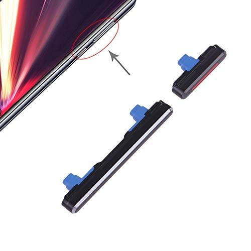 LENASH Teclas Laterales for Huawei P20 Pro (Negro) Q Flex Cable (Color : Purple)