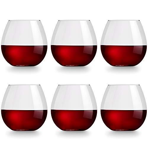 Copa de vino tinto Cami de Libbey -590 ml - 6 unidades...