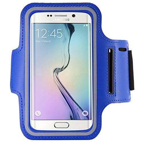 N-B Adecuado para Huawei P40p30p20prolitehonor1098 Brasard Phone Estuche de Ejercicio Deportivo Brazalete para Correr Muñequera Accesorios para teléfono Soporte para Brazalete de Fitness