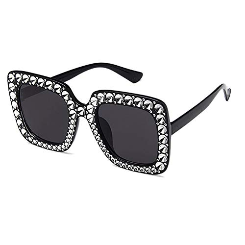 occhiali da sole da aviatore con aste laccate e strass 09020053 styleBREAKER eleganti occhiali da donna da pilota colorati