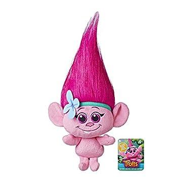 Trolls DreamWorks Baby Poppy Hug 'N Plush Doll