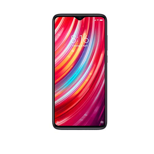 Redmi Note 8 Pro (Shadow Black, 6GB RAM, 128GB Storage with Helio G90T Processor) - Upto 6 Months No Cost...