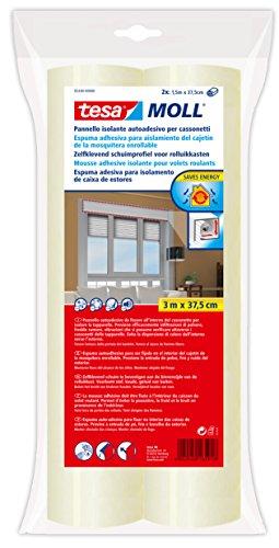 Tesa 05440-00000-00 Espuma Aislante Cajetín de Persiana 37.5 cm X 150
