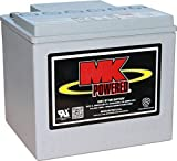 12V 50Ah MK Sealed Lead Acid (AGM) Mobility Scooter Battery
