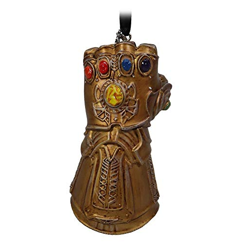 Marvel Infinity Gauntlet Light-Up Living Magic Sketchbook Ornament – The Avengers: Endgame