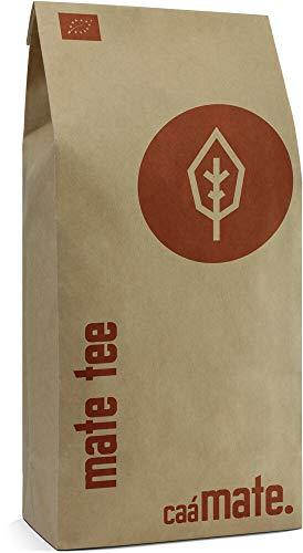 Bio Mate Tee 1Kg Mateblätter pur frisch & grün fair, ökologisch & luftgetrocknet organic Yerba Mate kontrolliert, zertifiziert & abgefüllt in Deutschland