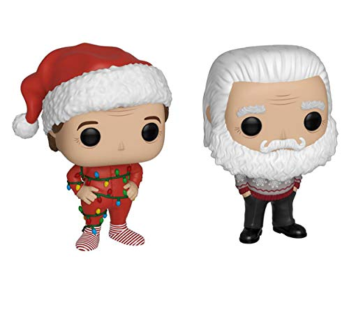 Funko Disney: Pop! Santa Clause Collectors Set 1 - Santa, with Lights