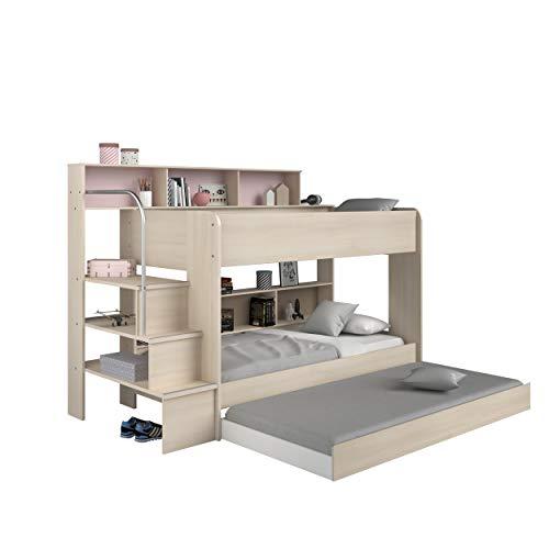 Parisot GRASEKAMP Qualität seit 1972 Etagenbett mit Bettschubkasten - Bibop 11