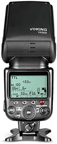 Voking V900 Master TTL Speedlite Flash for Nikon D3400 D3300 D3200 D5600 D850 D750 D7200 D5300 product image