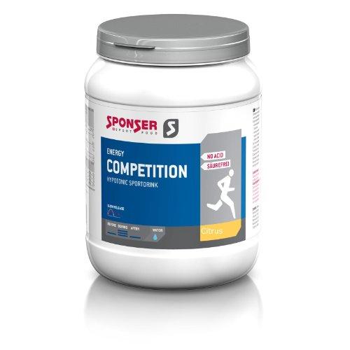 Sponser Energy Sportdrink Competition 1000g Citrus