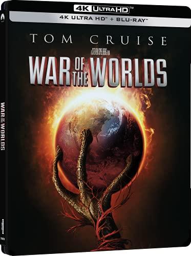 Krieg der Welten (Steelbook 4K UHD + Blu-Ray) (Limited Edition)
