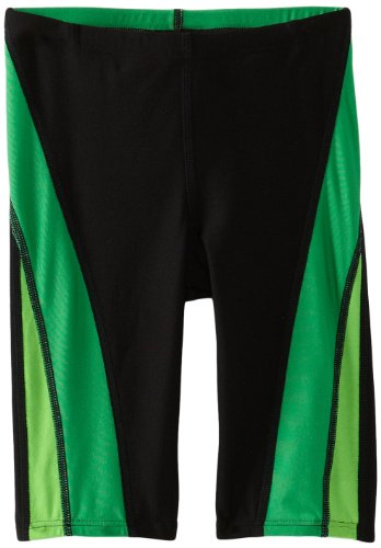 Speedo Men's Swimsuit Jammer Endurance+ Splice Team Colors