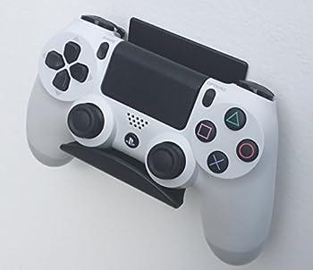 eLhook Stick-On Game Controller Hangers 2 Pack